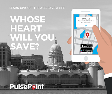 PulsePoint Whose Heart Will You Save? graphic